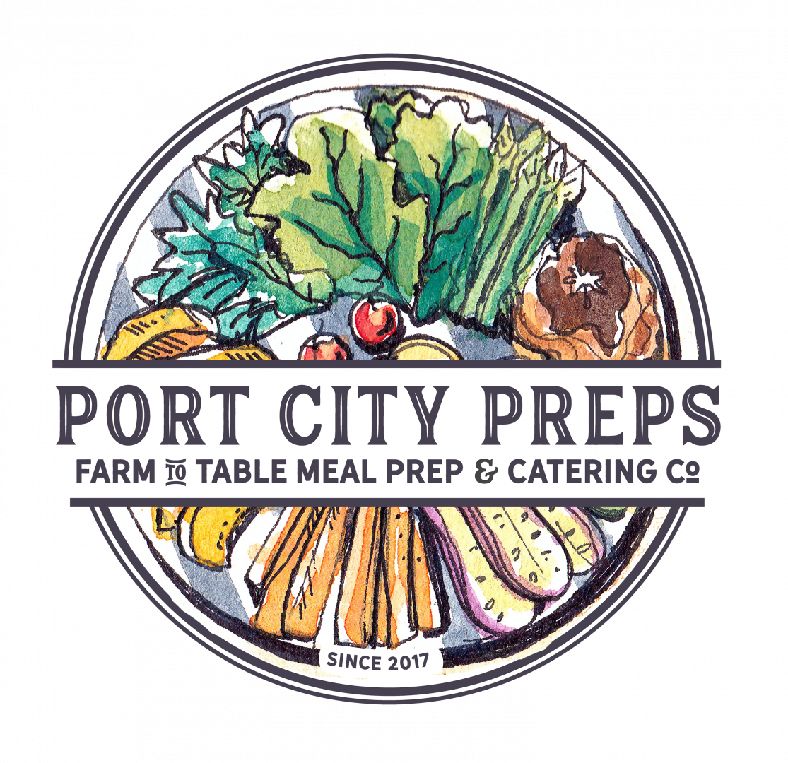 Port City Preps logo