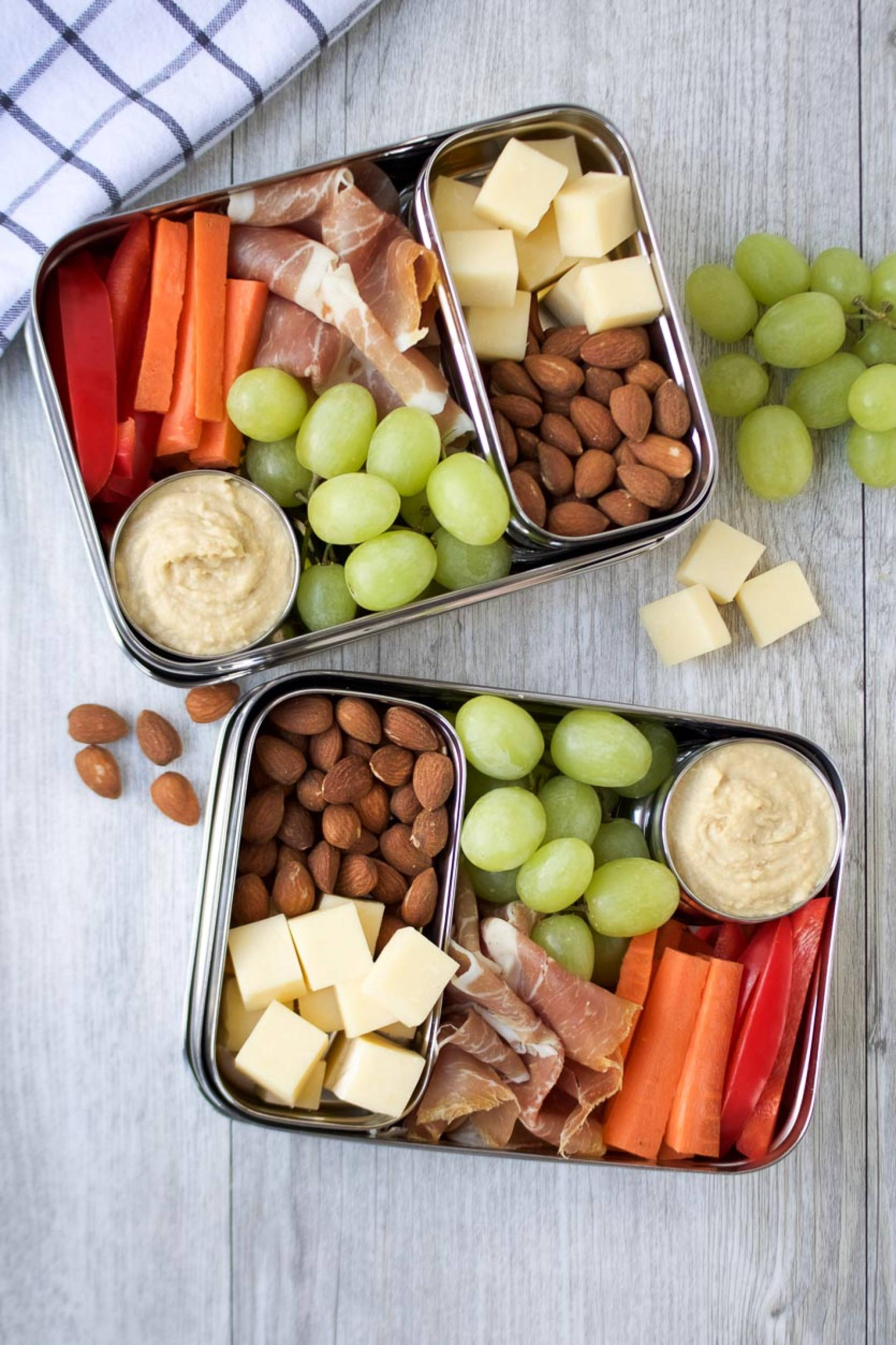 Charcuterie Snack Pack